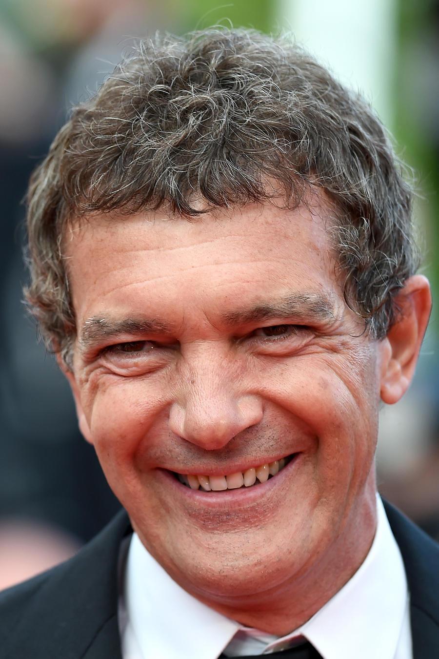 """Antonio Banderas en """"Sicario"""" Premiere - The 68th Annual Cannes Film Festival"""