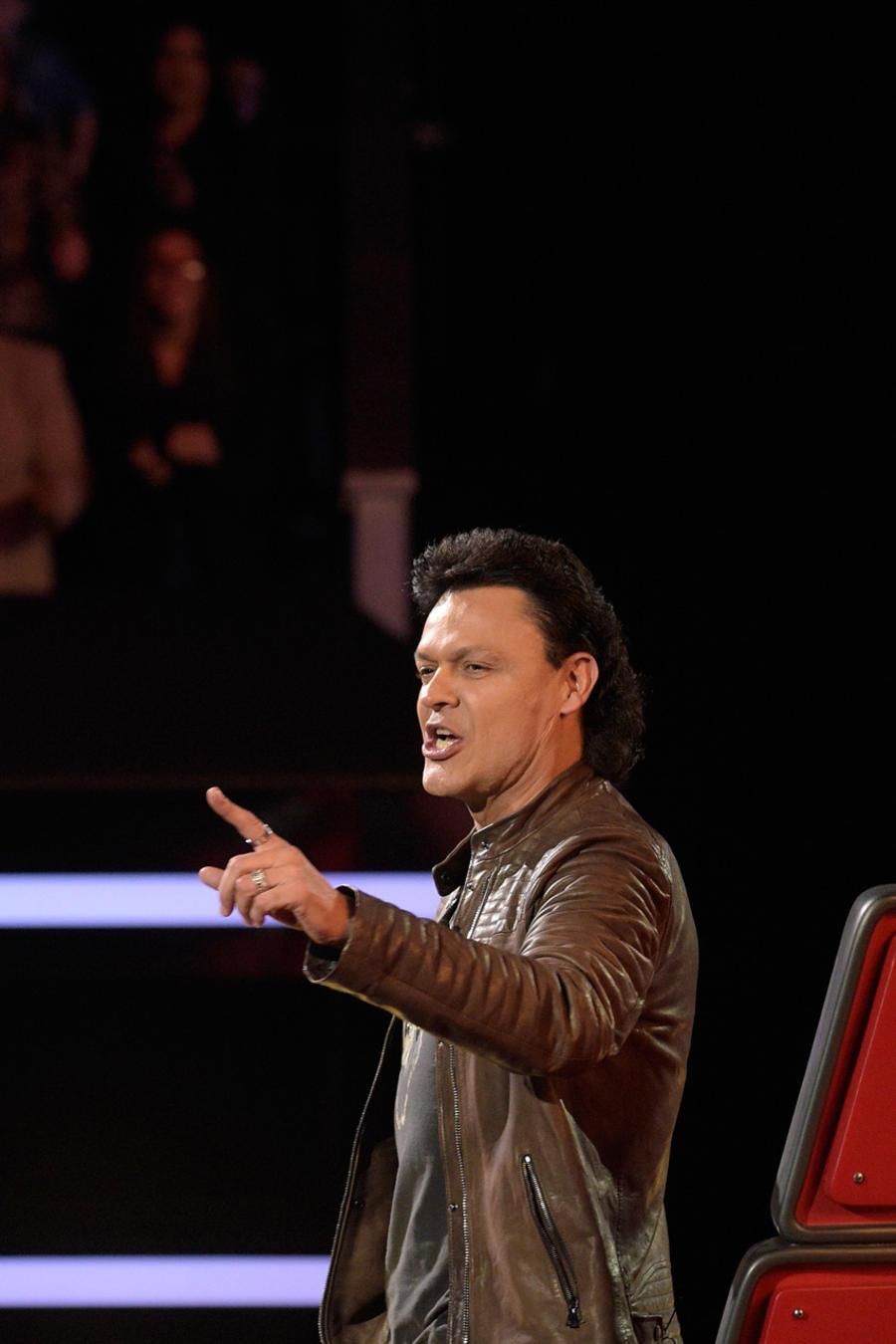 Pedro Fernández audición a ciegas La Voz Kids 2016
