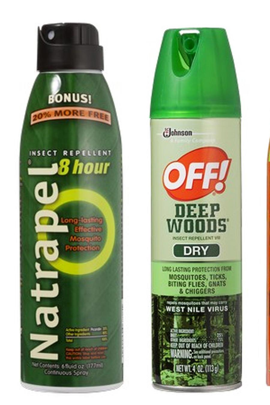 Repelentes contra mosquitos
