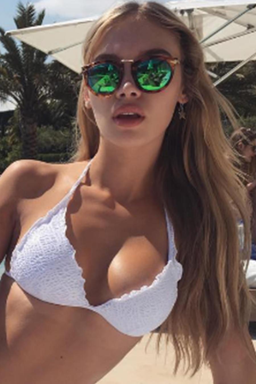 Roxy Horner, la supuesta novia de Leonardo DiCaprio,