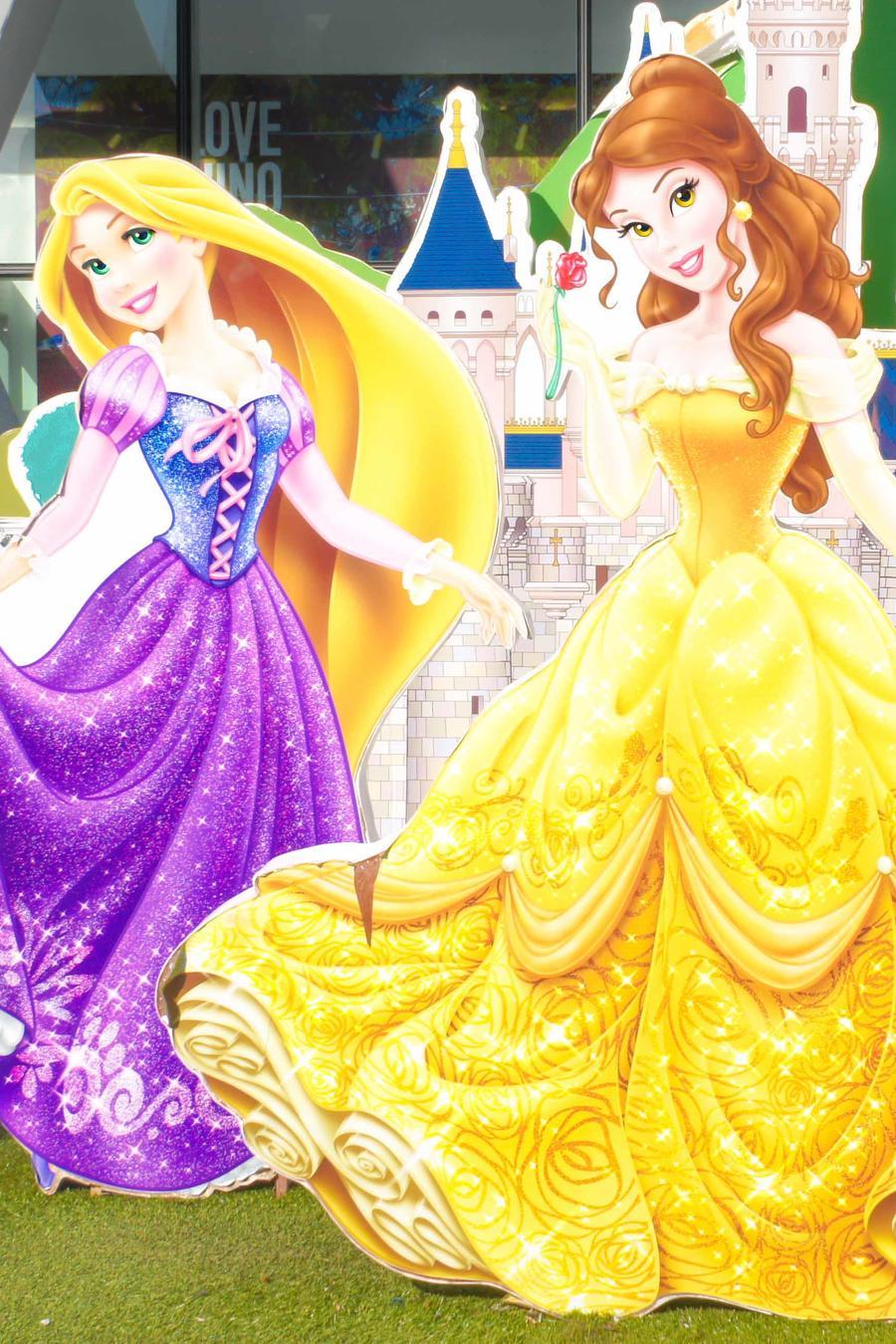 Dibujos de princesas de Disney