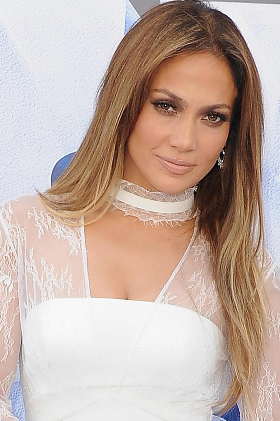Jennifer Lopez a su llegada al screening de Ice Age: Collision Course
