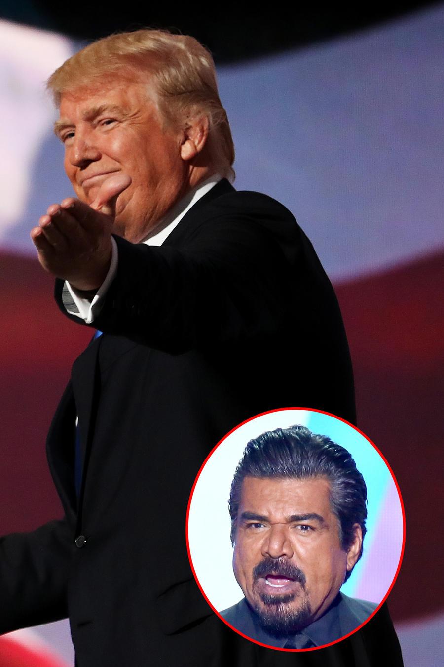 Celebridades reaccionan a la convención republicana