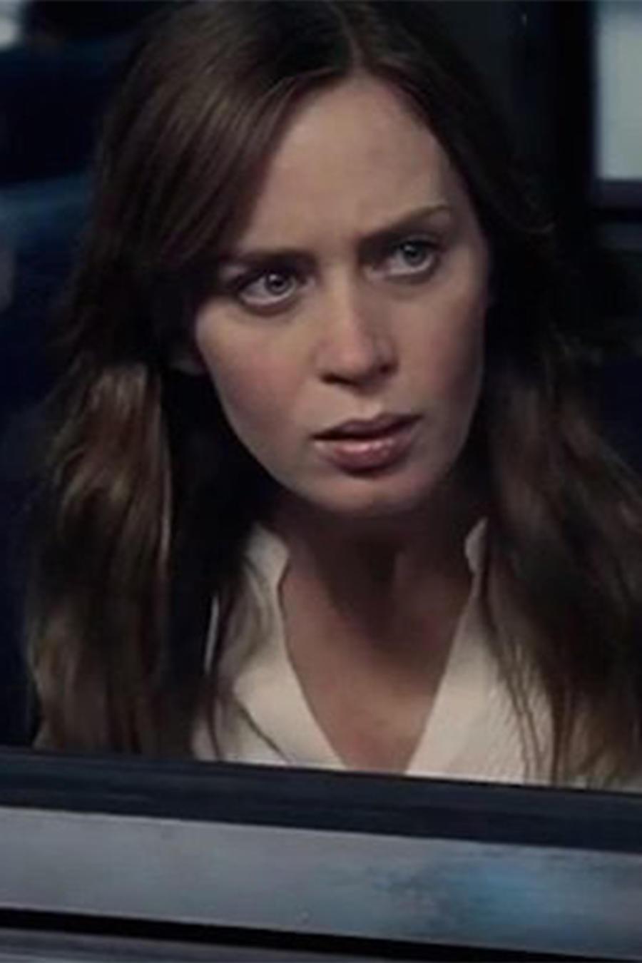 "Mira el tráiler oficial de la película ""The Girl on the Train"""