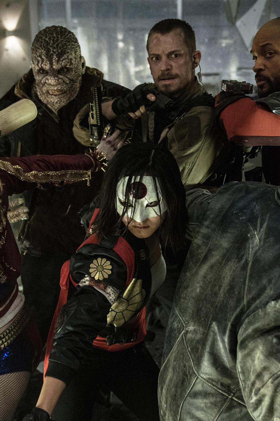 """""""Suicide Squad"""" debuta en realidad virtual en Comic-Con"""