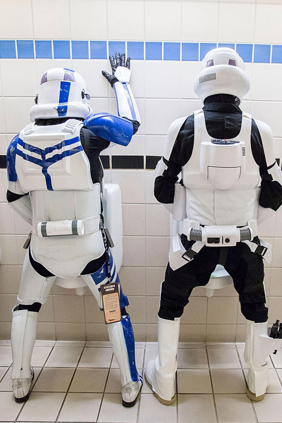 dos stormtroopers