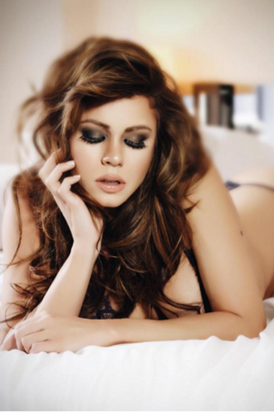 Modelo Playboy pide donaciones para empezar carrera como modelo