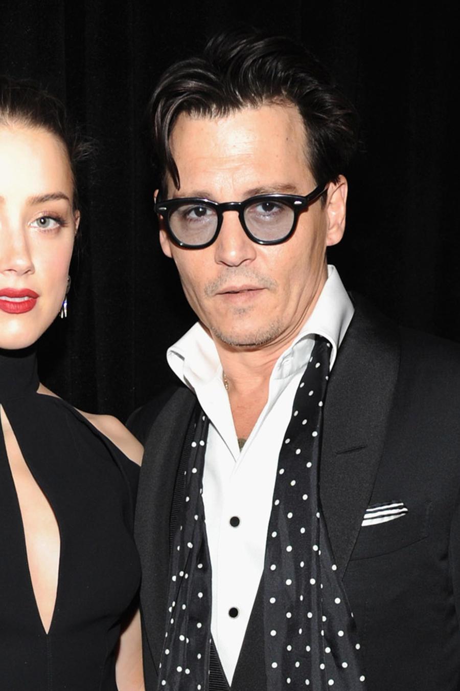 Johnny Depp y Amber Heard llegan a un acuerdo y firmaron su divorcio
