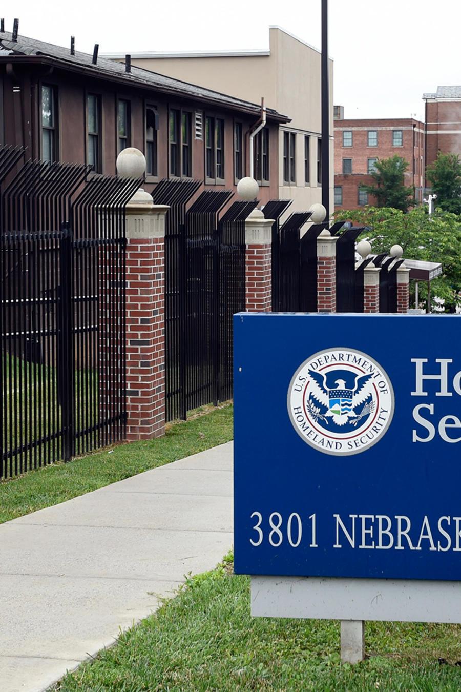 En esta imagen del 5 de junio de 2015 se ven las instalaciones del Departamento de Seguridad Nacional en Washington