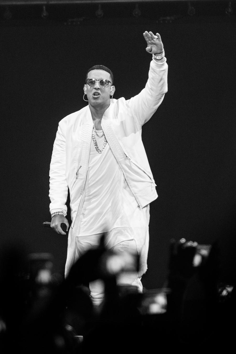 Daddy Yankee y Don Omar - Kingdom Tour American Airlines Arena Miami 2016