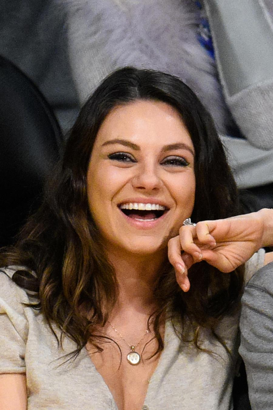 Ashton Kutcher revela sexo del segundo bebé que espera con Mila Kunis