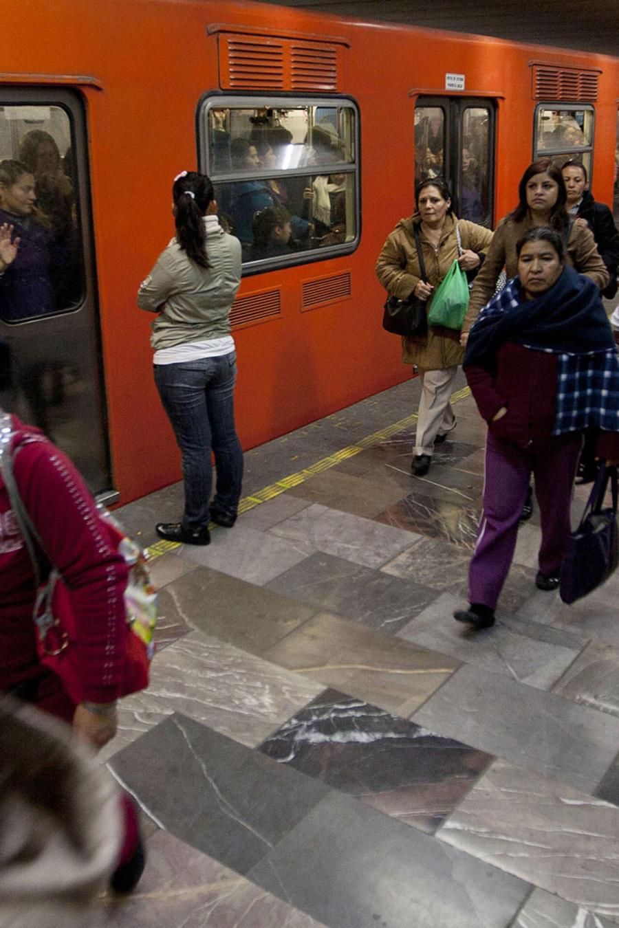 metro mexico