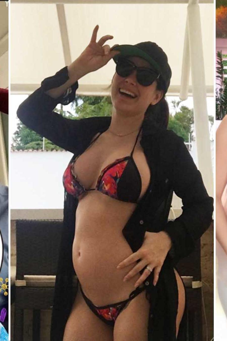Daniella Navarro embarazo