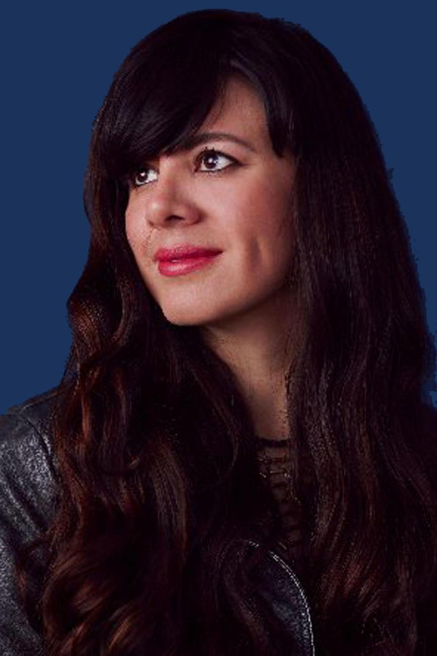 Laura Gómez, fundadora de Atipica