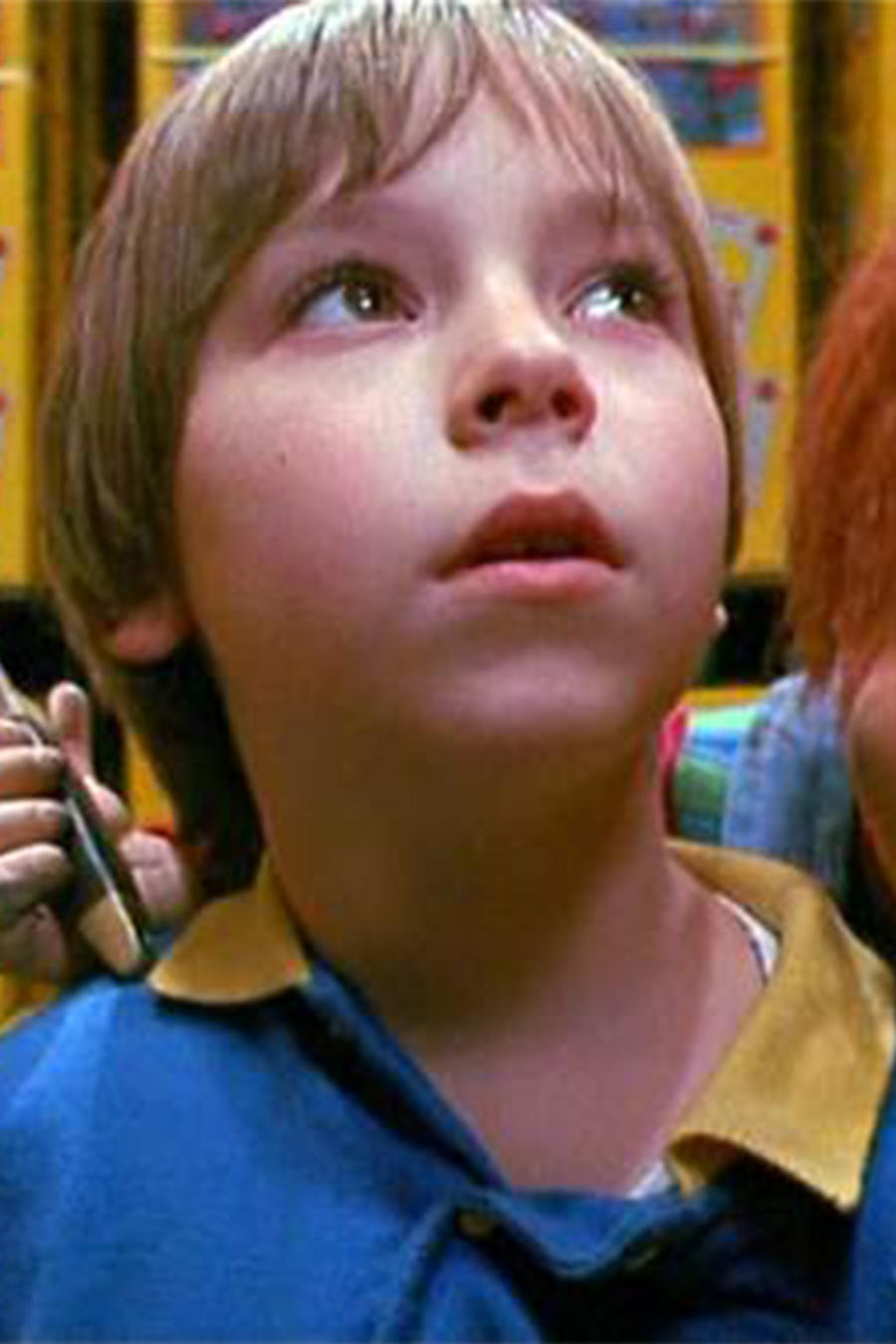"Alex Vincent en ""Child's Play"""
