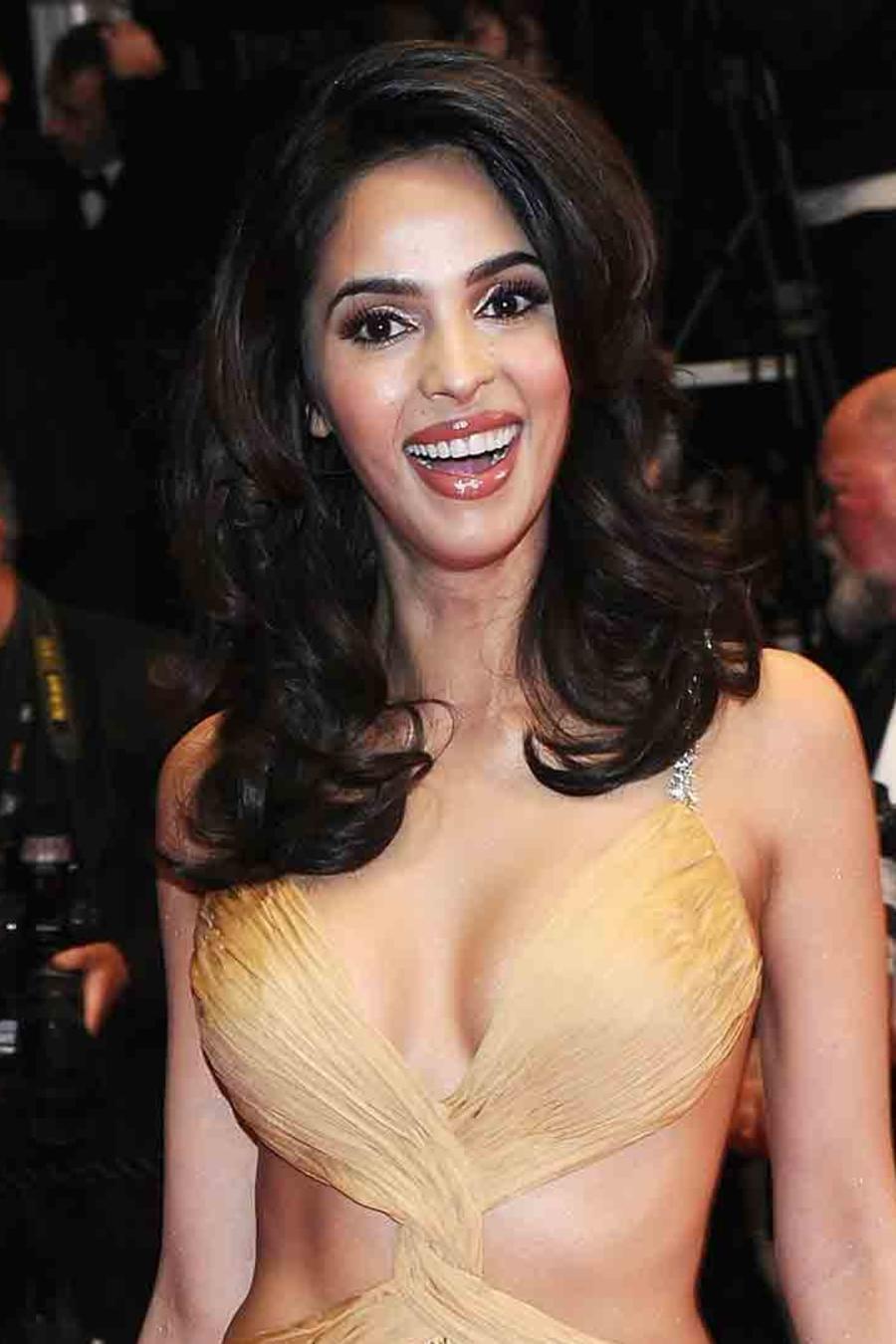 Mallika Sherawat en Cannes Film Festival 2010