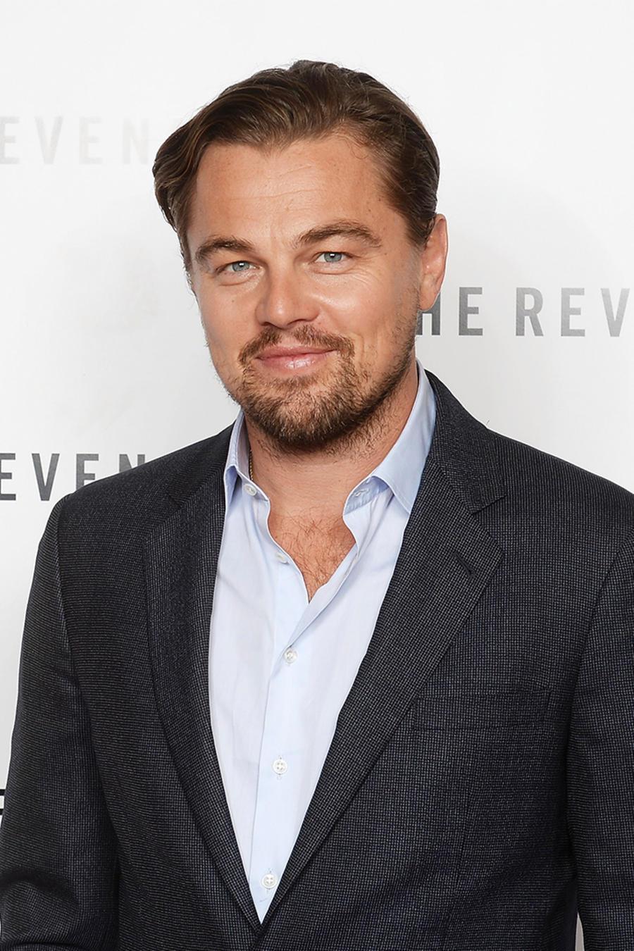Leonardo DiCaprio le dio un regalo en privado a Ivanka Trump