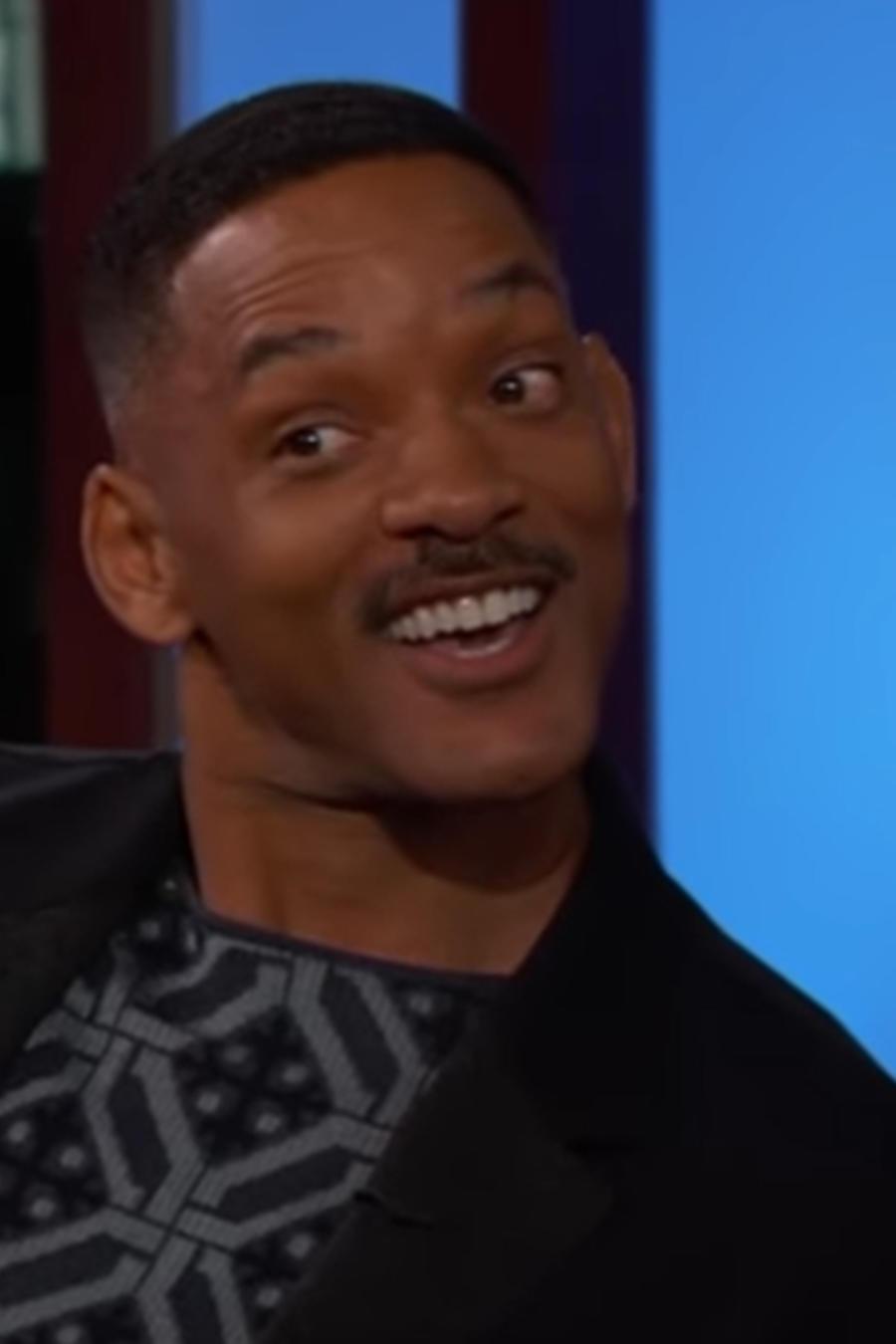 Will Smith confesó que le pidió dinero a un fan para echar gasolina