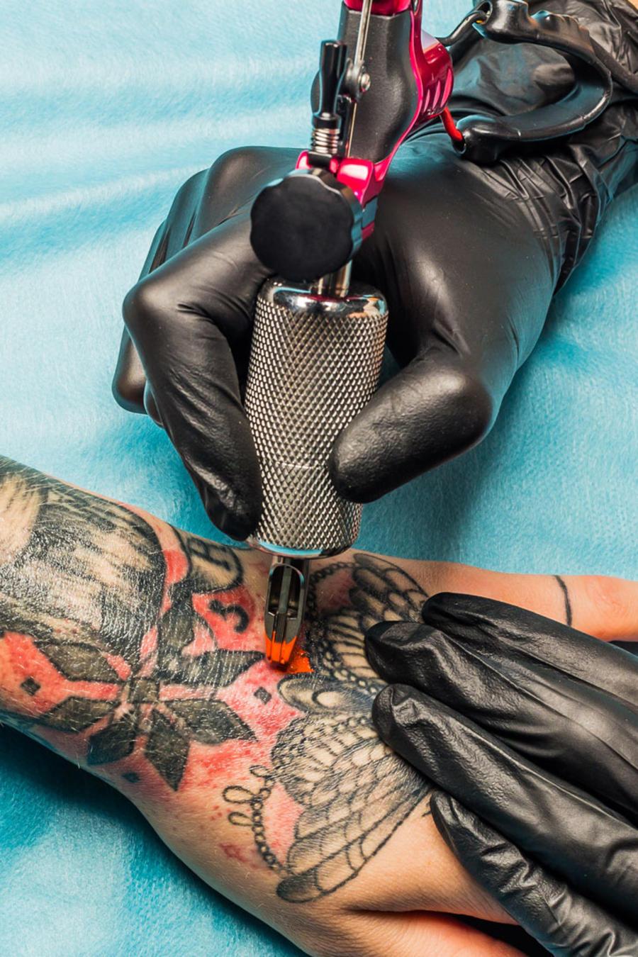 maquina tatuaje