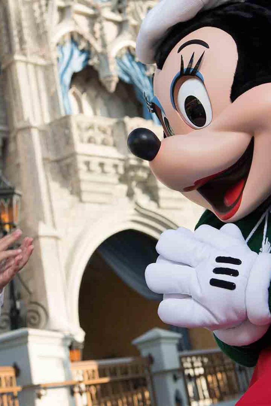 Alaïa en Disney