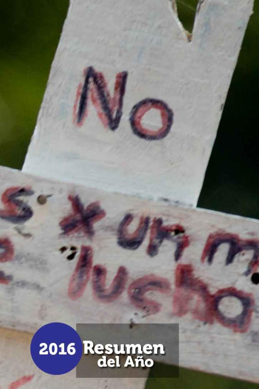 Protestas contra el narcotráfico en México