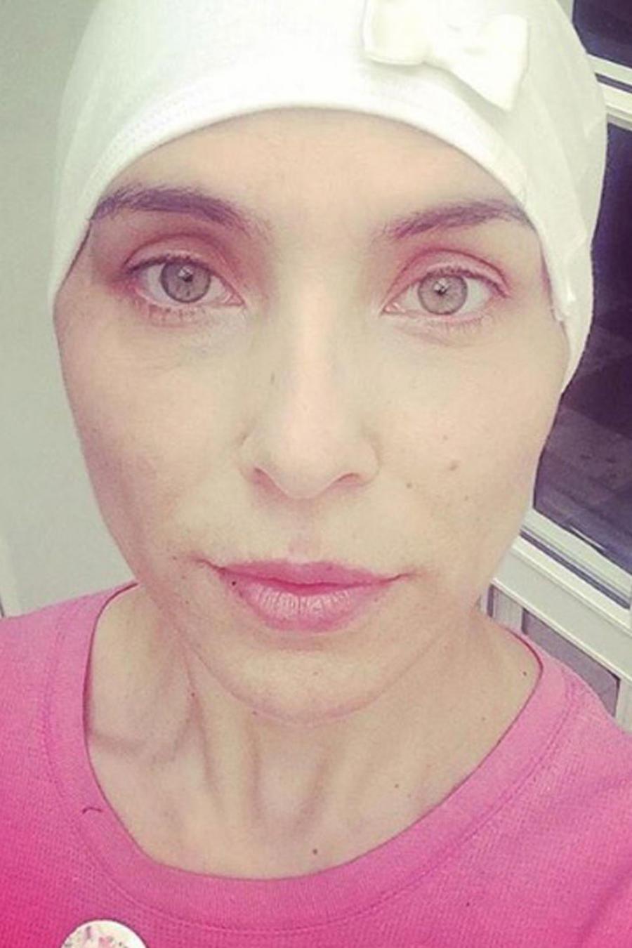 Lorena Meritano fue diagnosticada con cáncer de mama en 2014