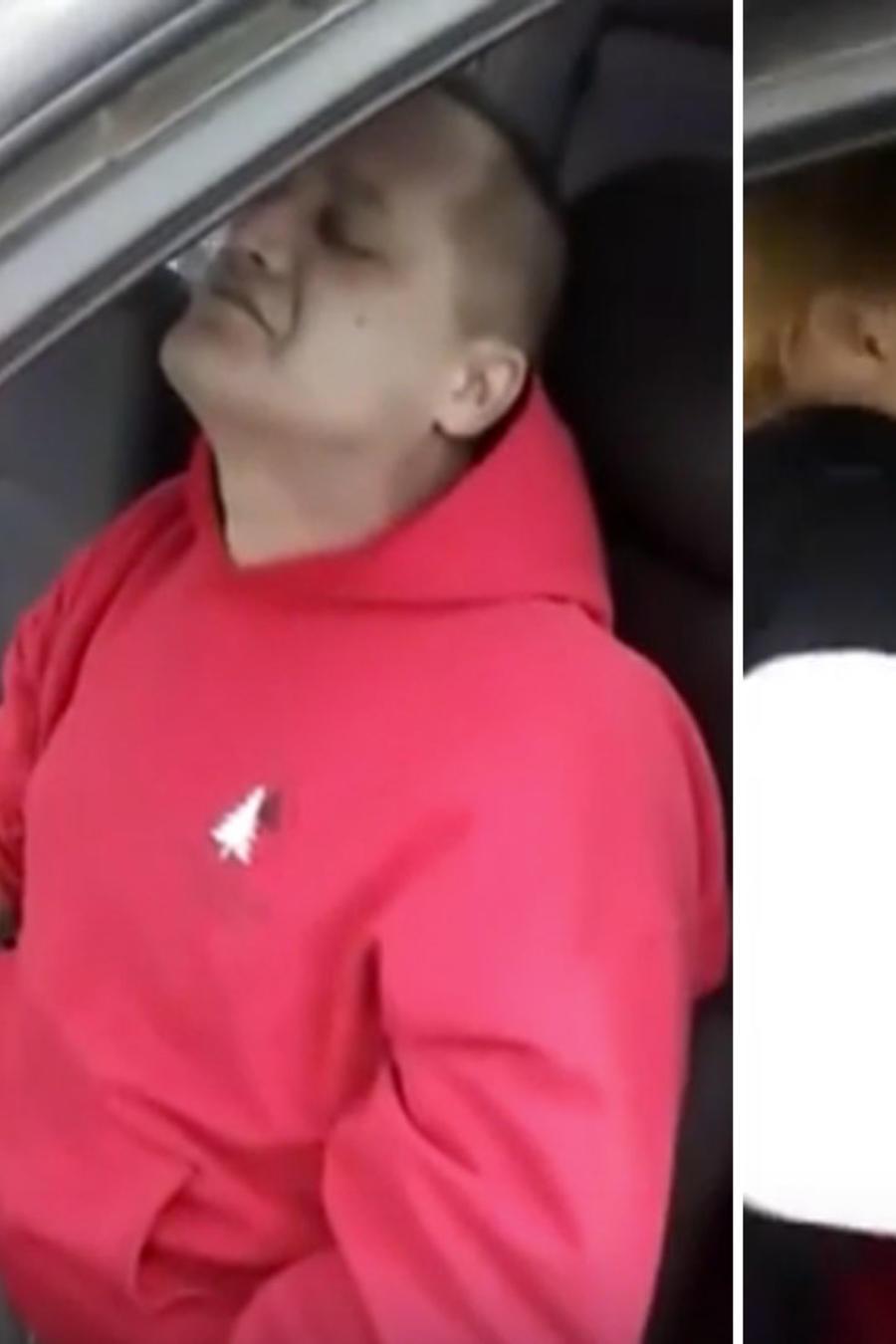 Una mujer revive a su amigo que está en sobredosis (VIDEO)