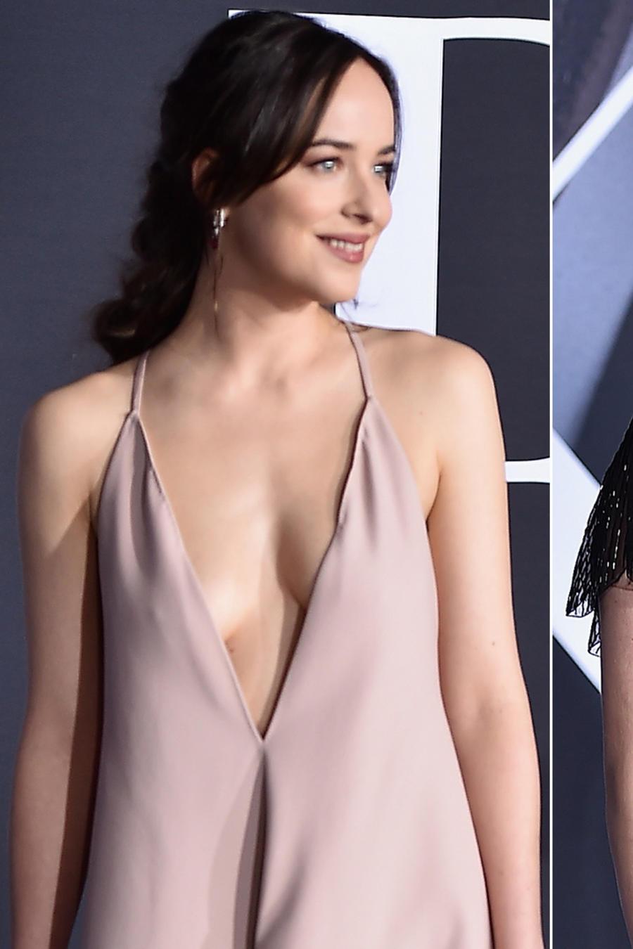 """Estos fueron los looks más sexis y provocadores del estreno de la película """"Fifty Shades Darker"""""""