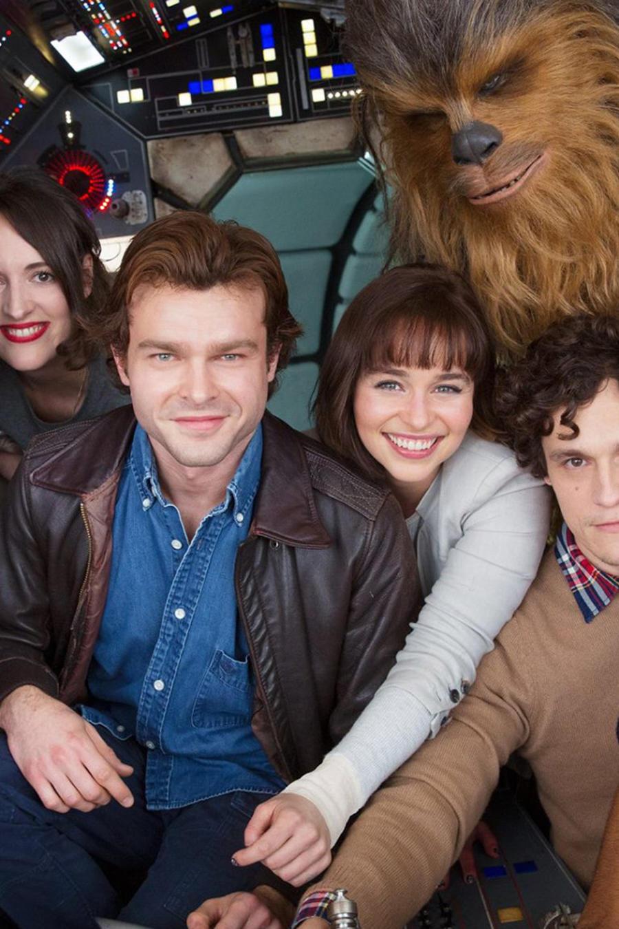 Han Solo tendrá su propia película de Star Wars