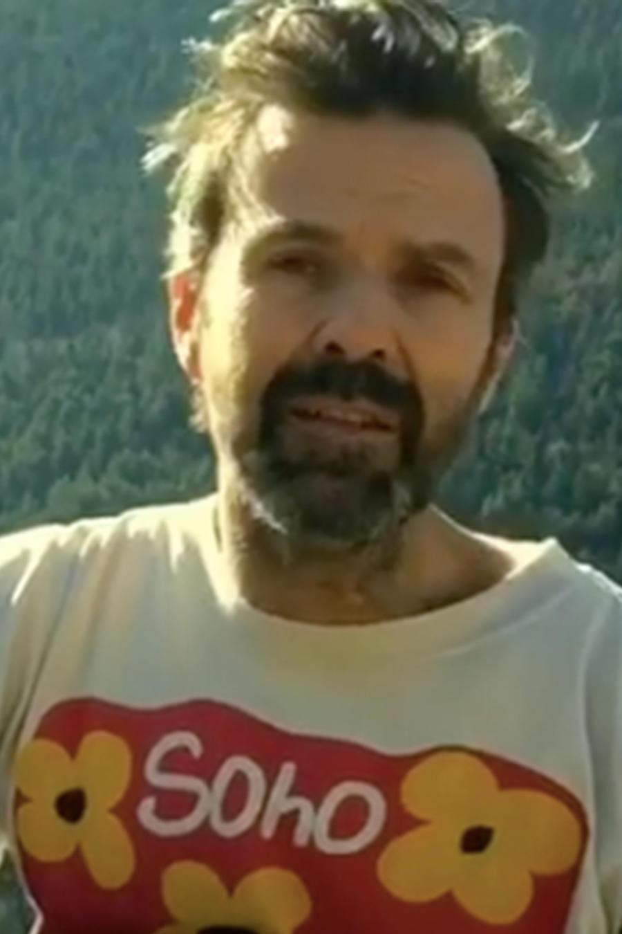 Pau Donés, cantante de Jarabe de Palo