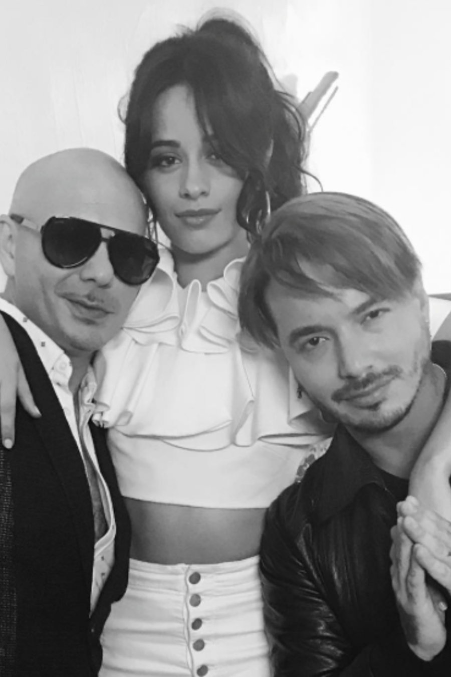 J balvin, Camila Cabello, Pitbull