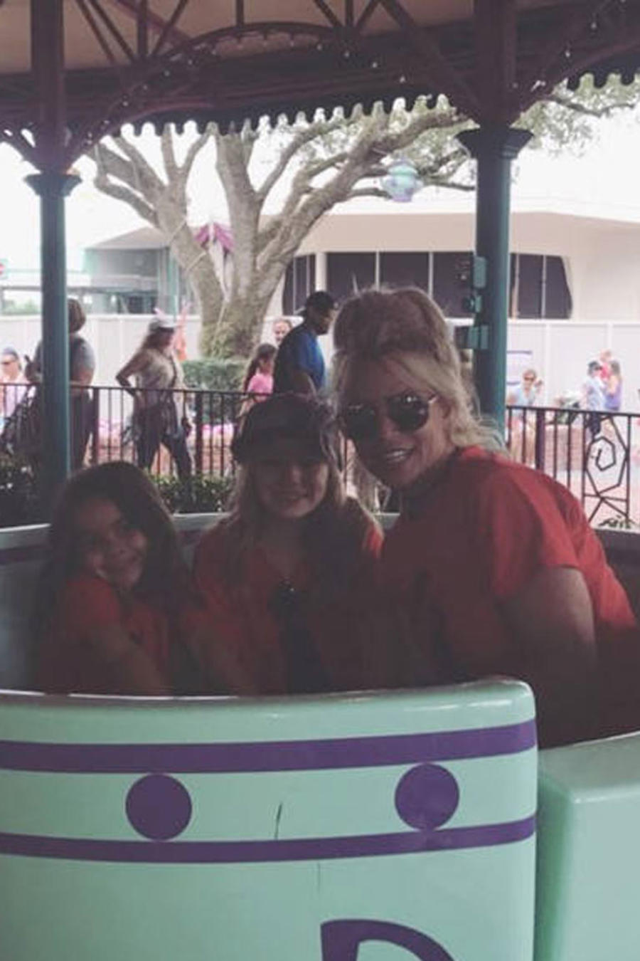 Britney Spears en Disney