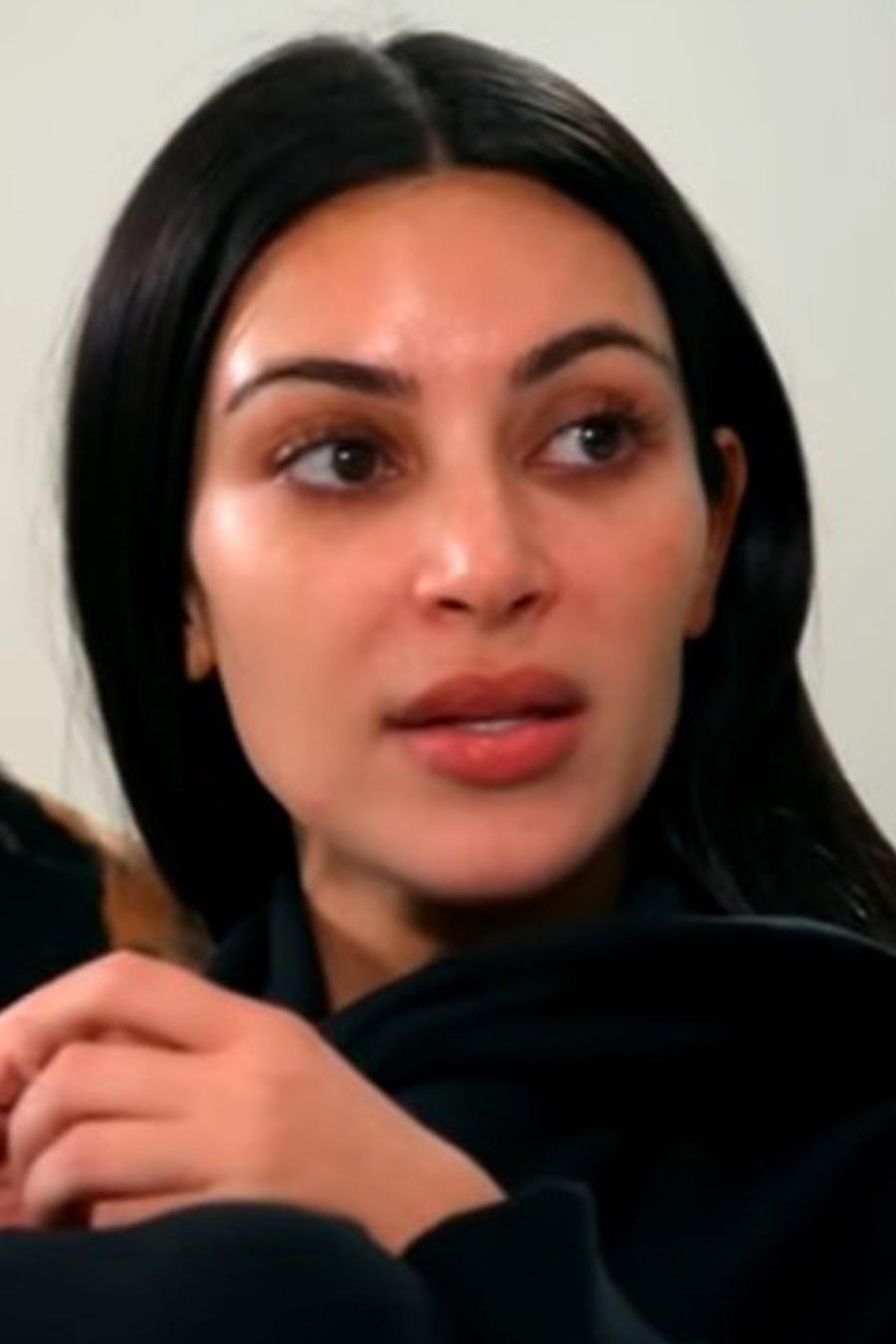Kim y Khloé Kardashian en adelanto de la nueva temporada de Keeping Up With the Kardashians
