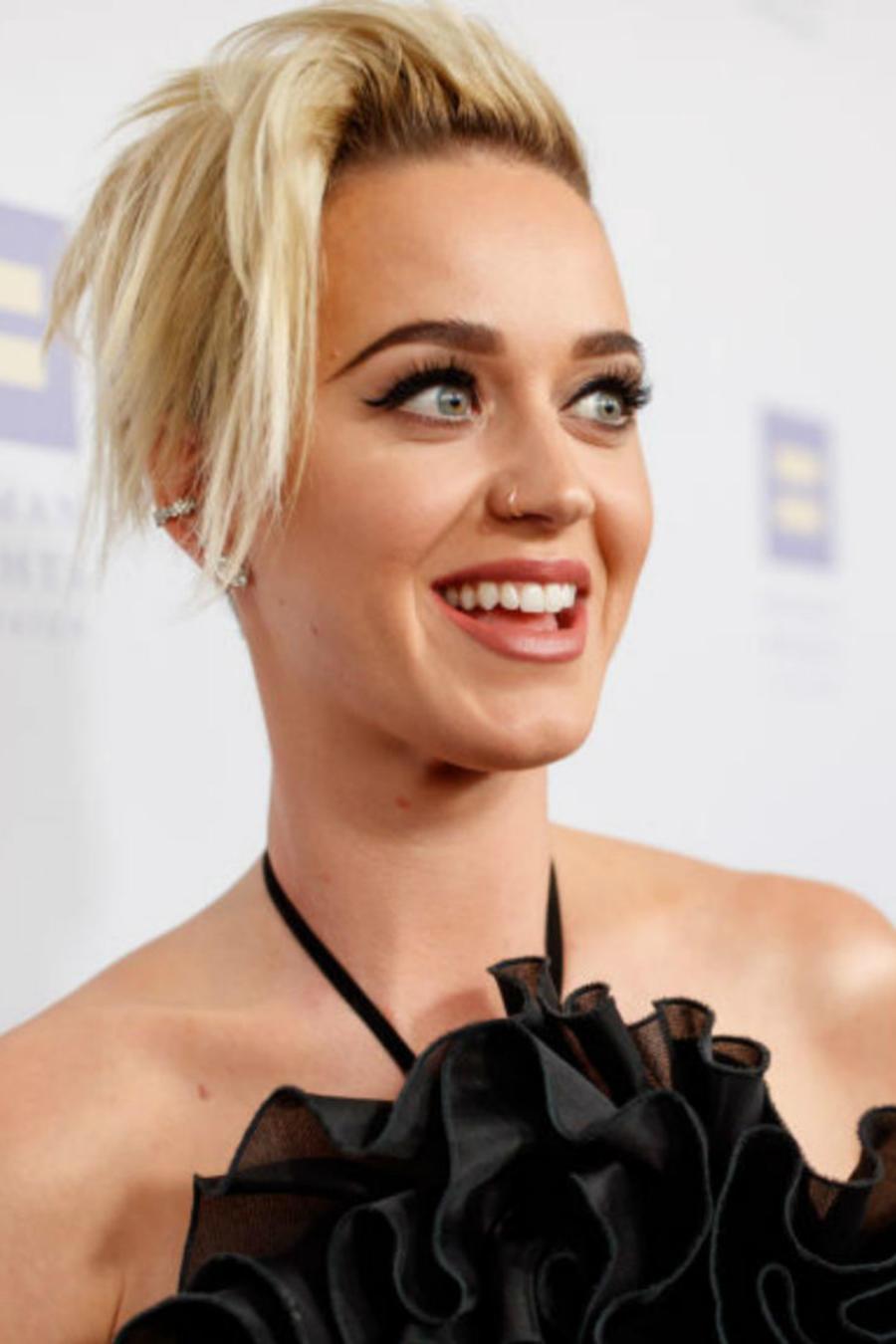 Katy Perry en la cena de gala de HRC