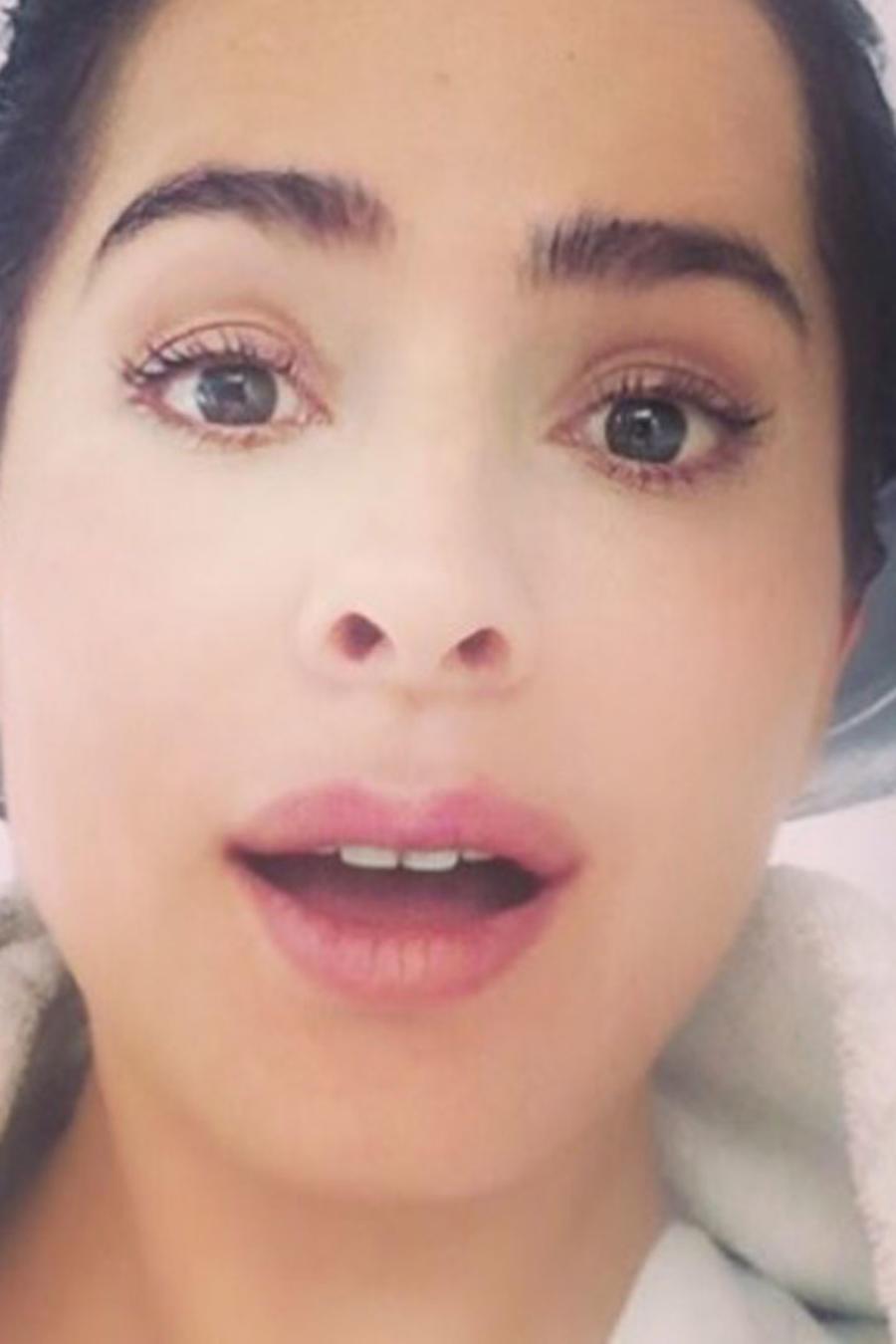 Danna García confirmó su embarazo con tierna foto