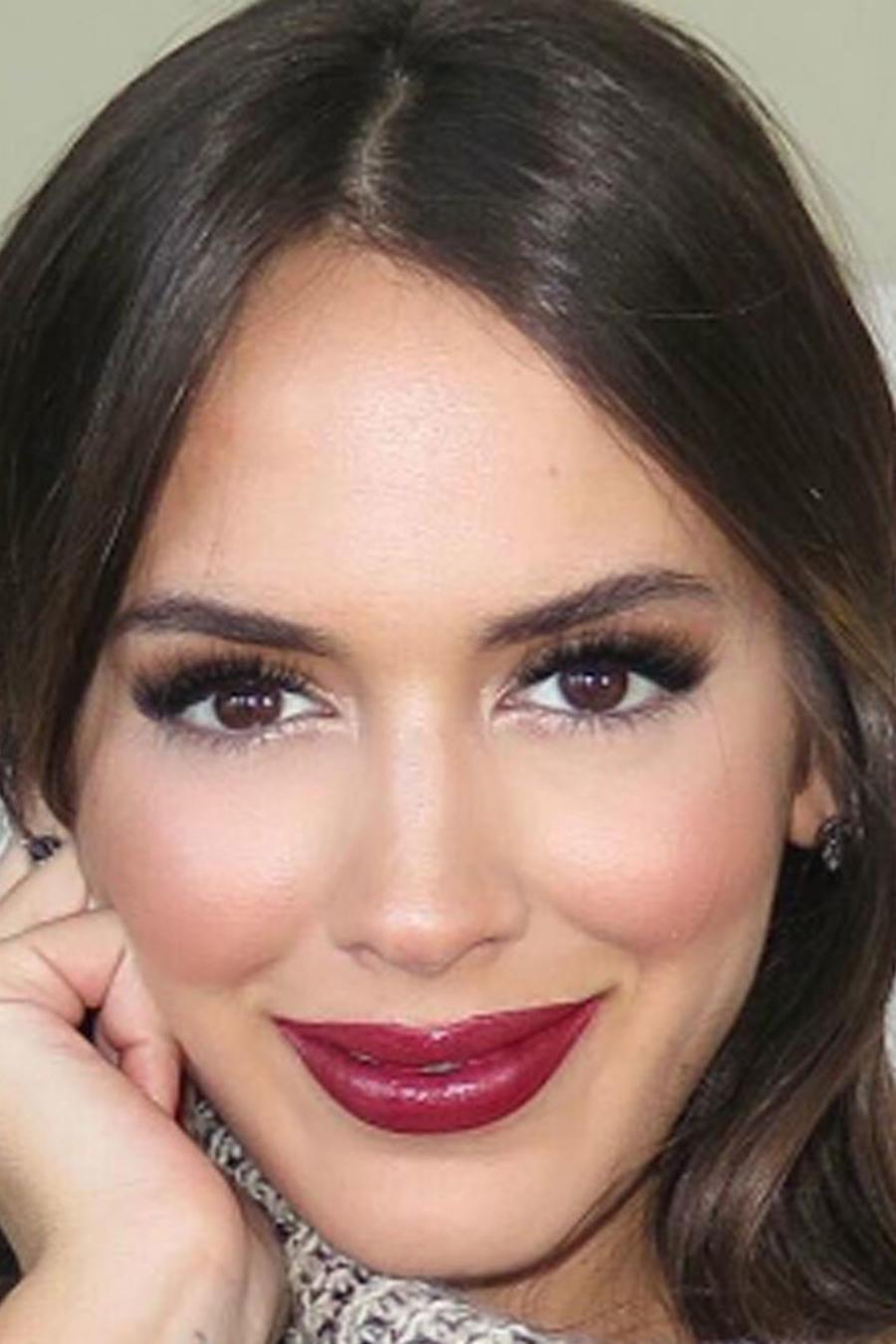 Shannon de Lima sonriendo