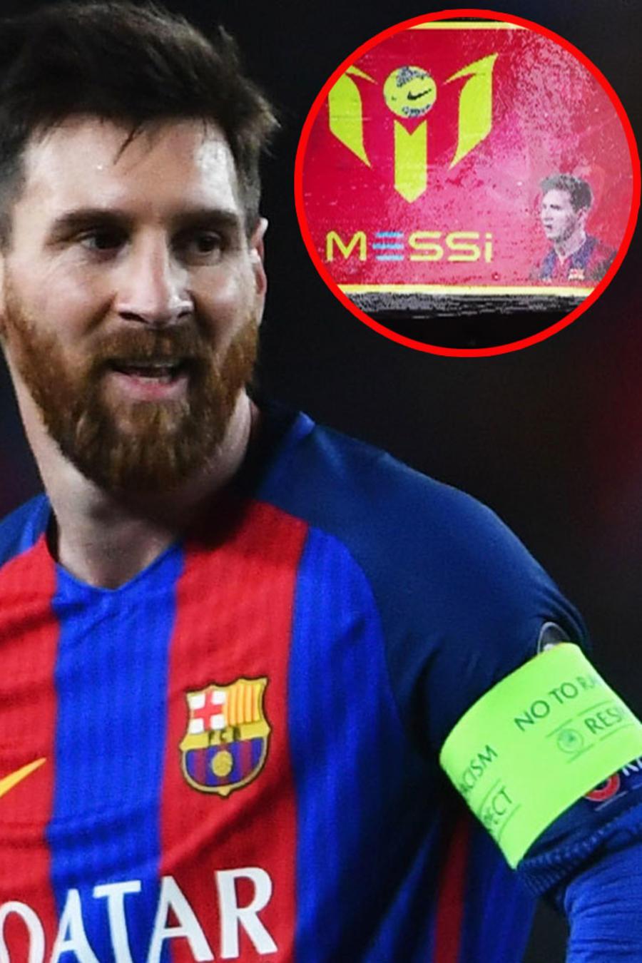 Encuentran paquetes de cocaína con la imagen de Lionel Messi en Perú