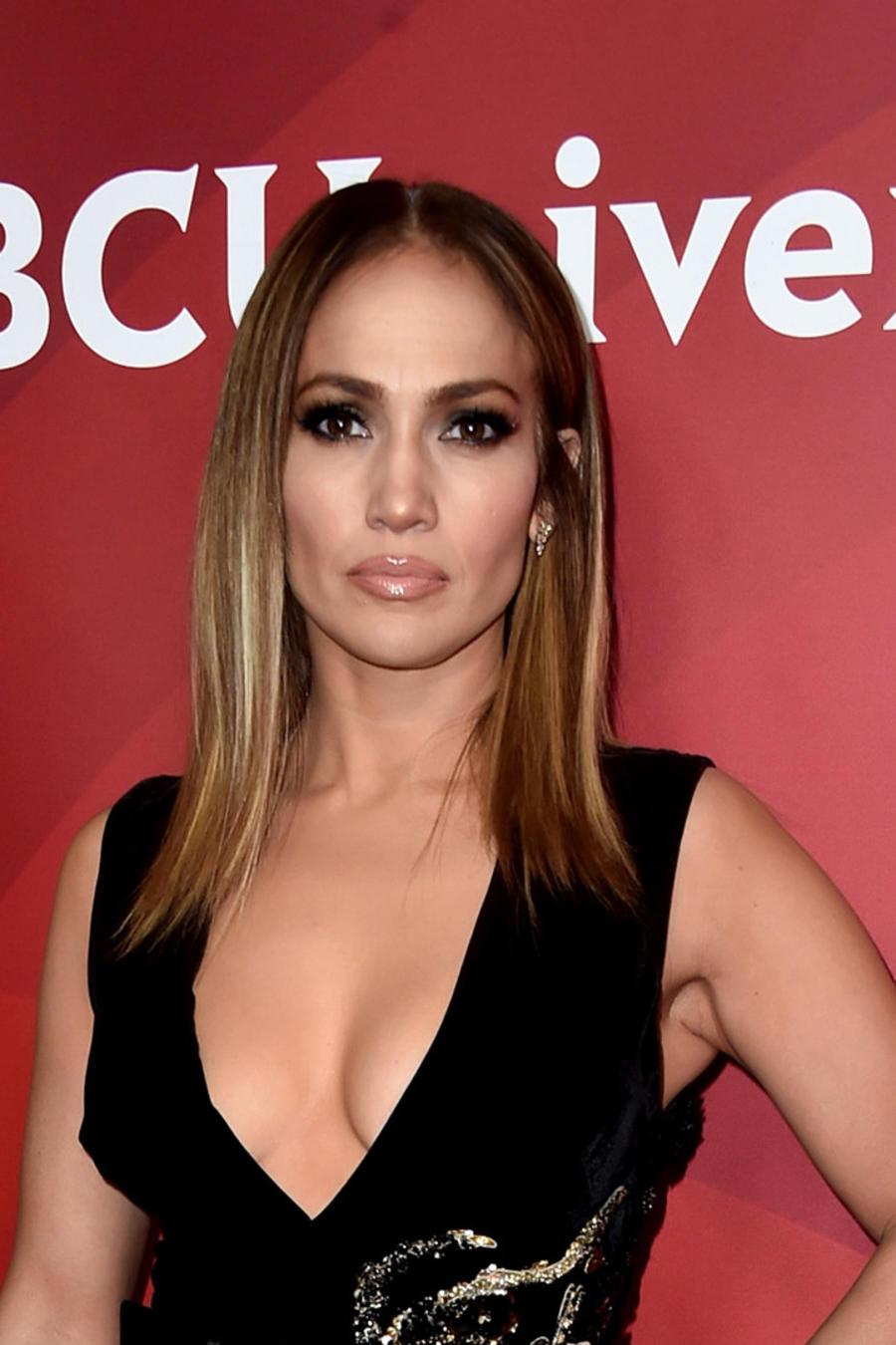 Jennifer Lopez en NBCUniversal Summer Press Day 2017
