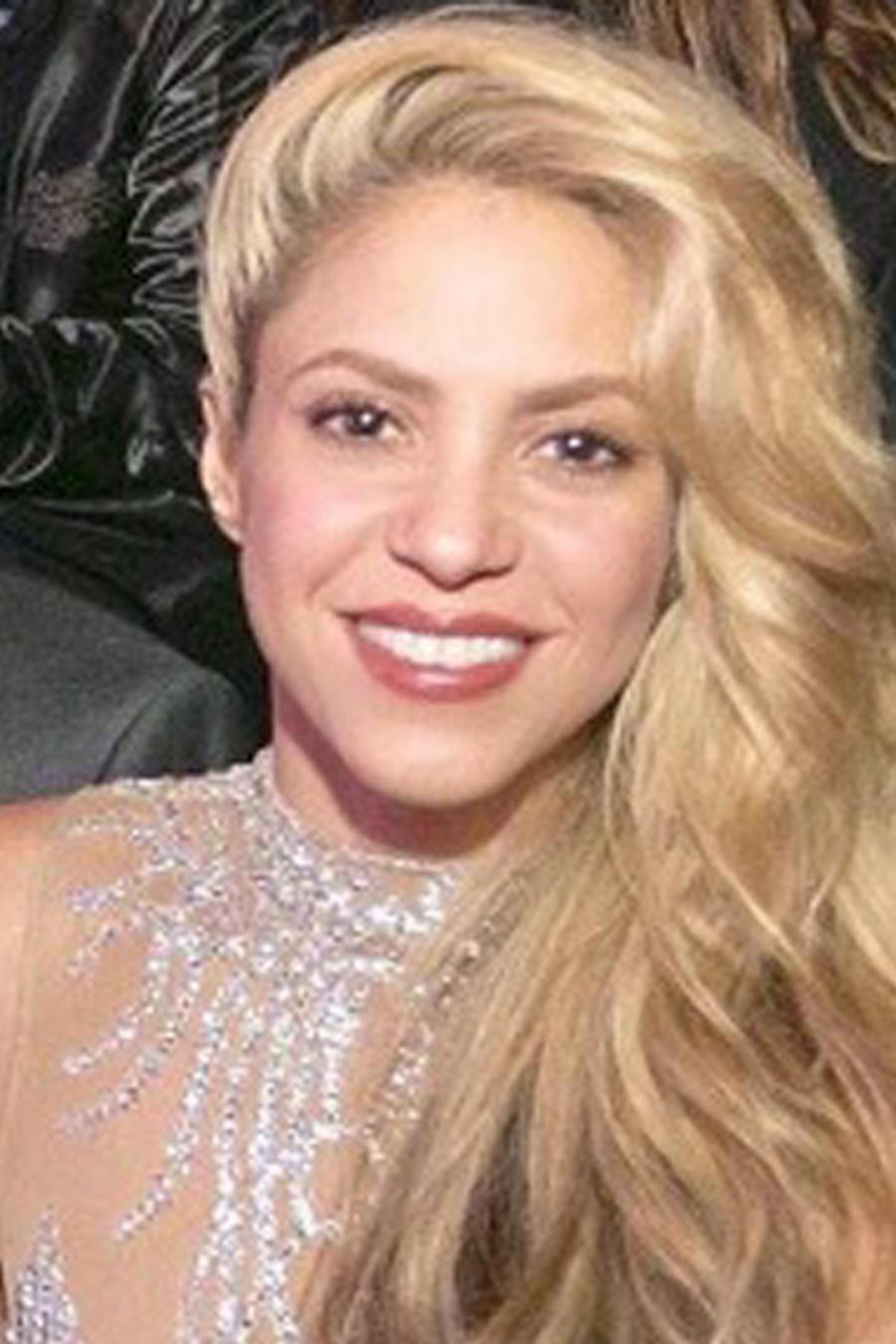 Shakira, Piqué, Sasha y Milan