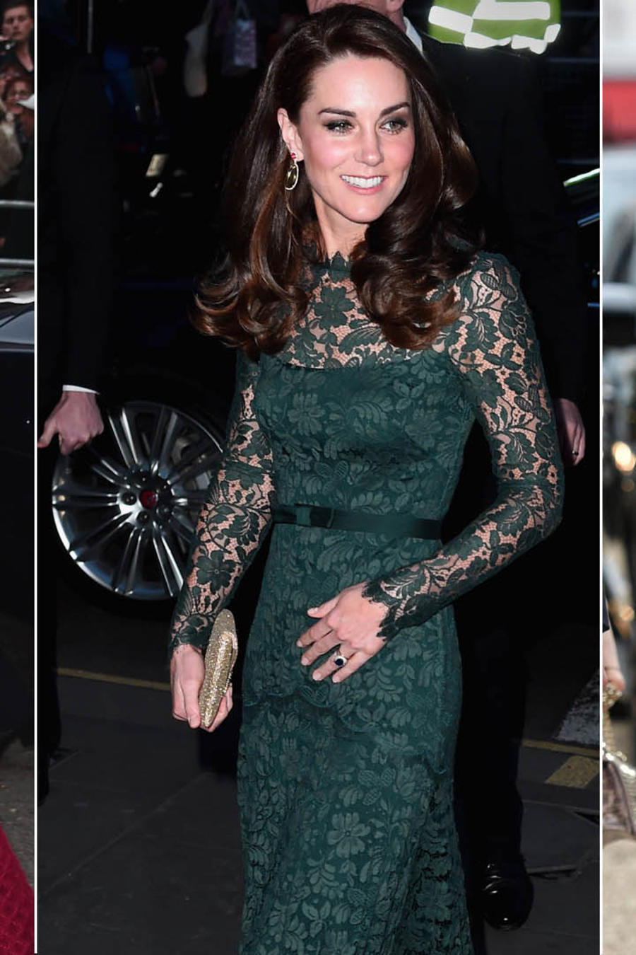 3 looks de Kate Middleton