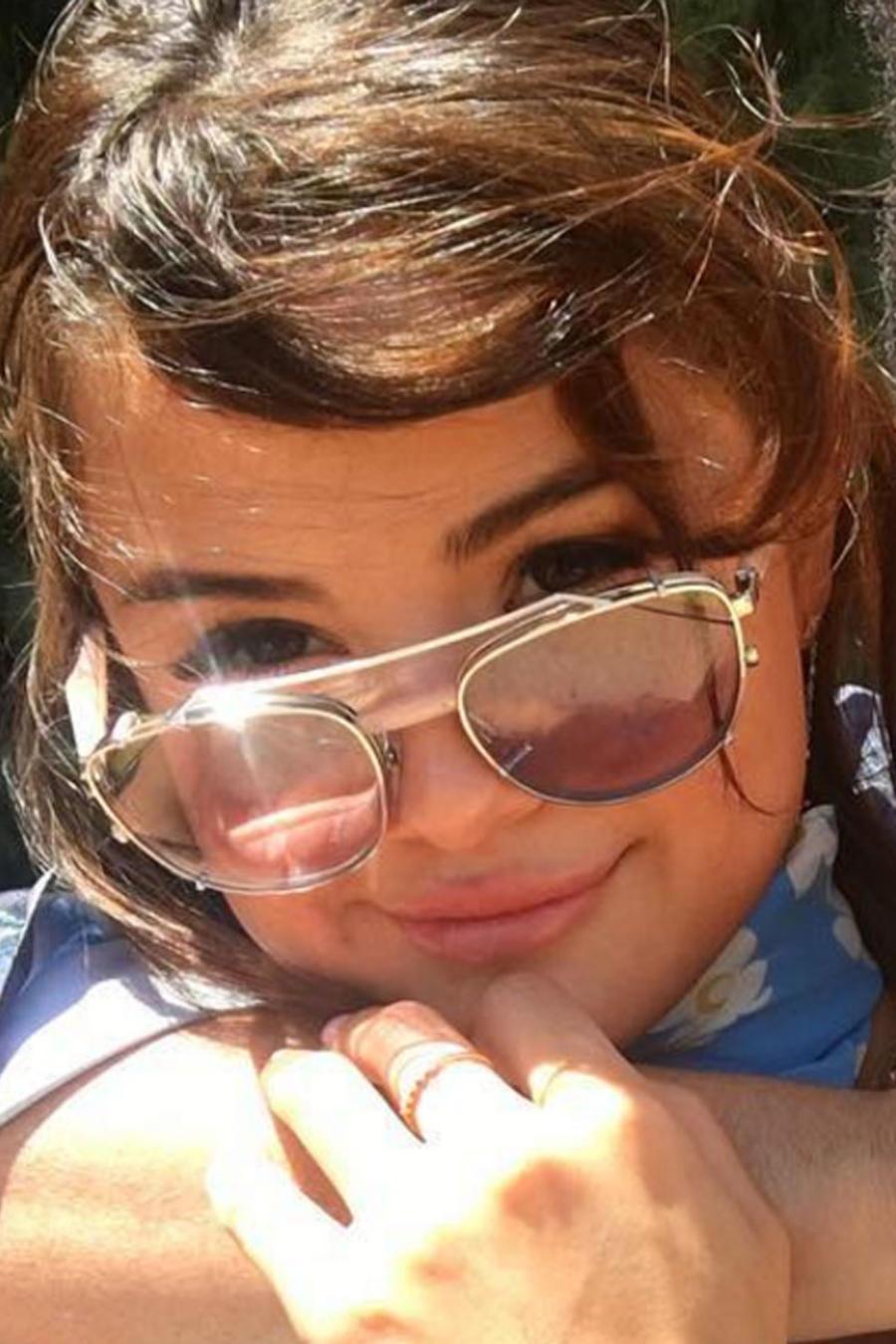 Selena Gomez y The Weeknd en Coachella