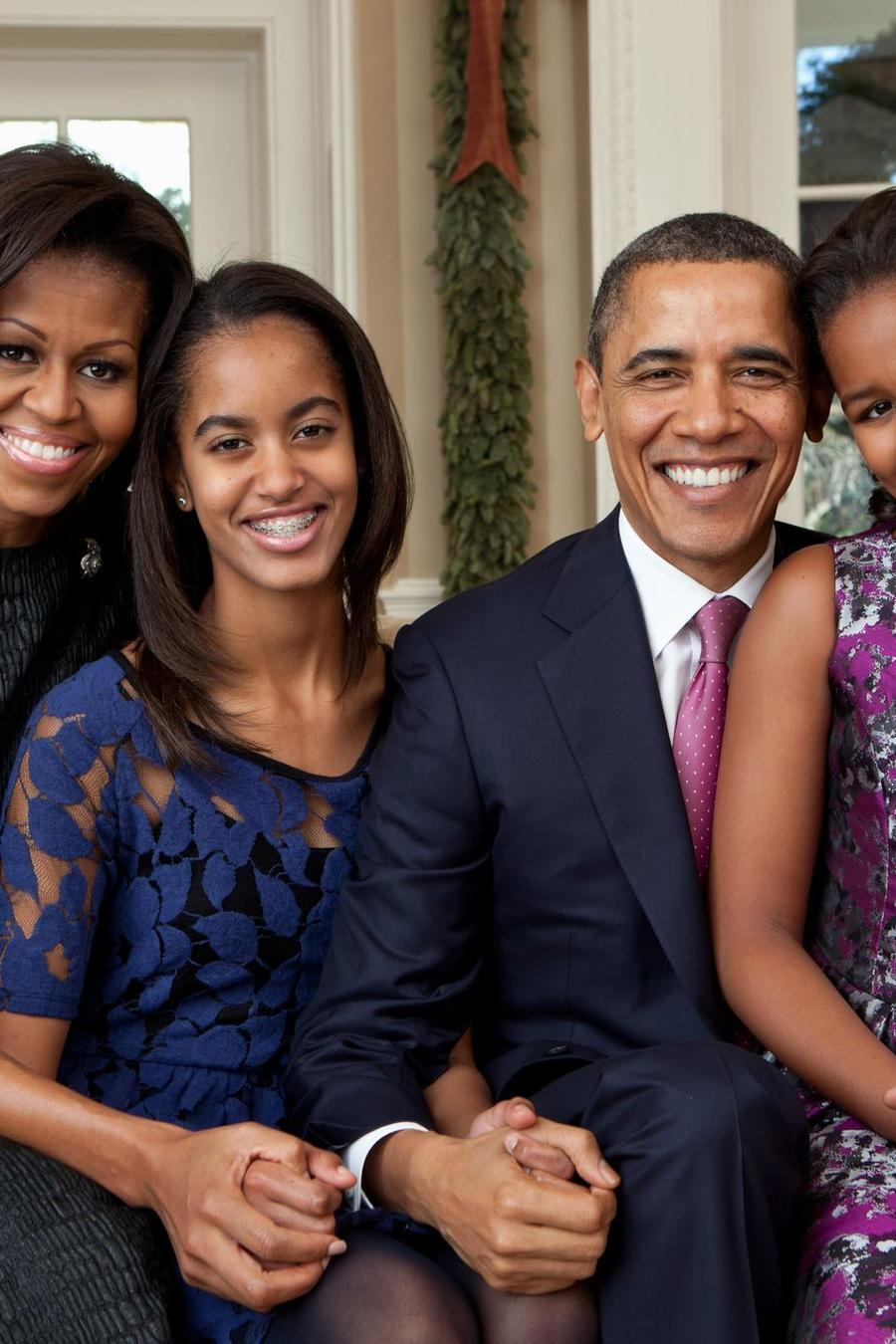 Hijas de Obama