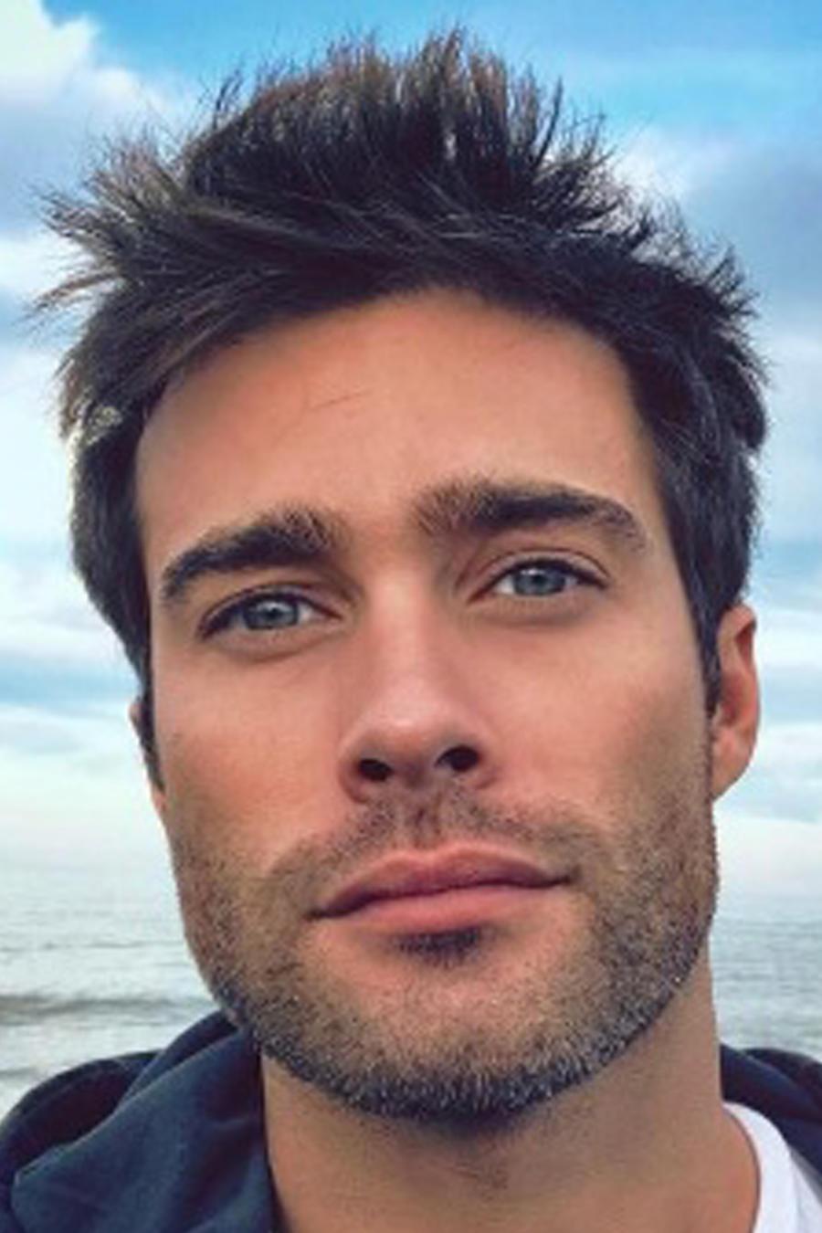 Rodrigo Guirao en el mar
