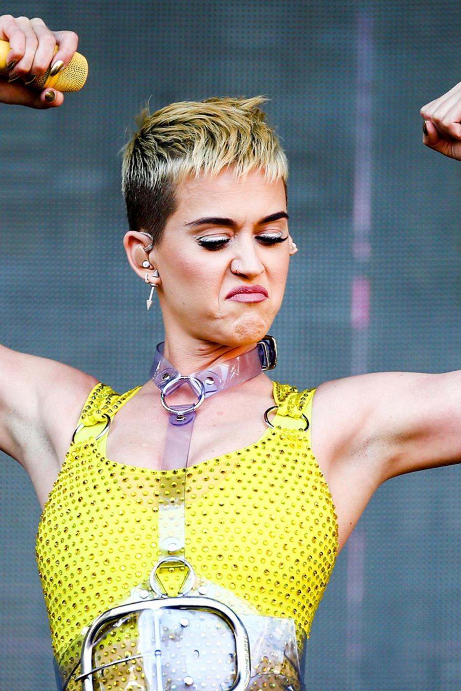 Katy Perry en 2017 Wango Tango - Show
