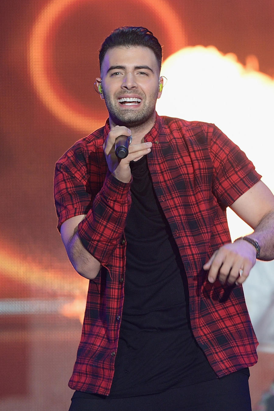 Jencarlos Canela Billboard Latin Music Awards - Show