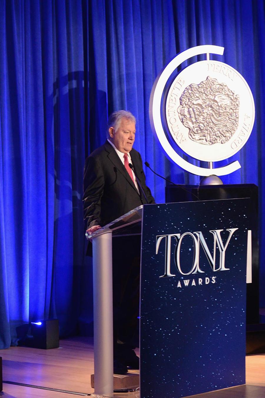Presidente de la Liga de Boradway anuncia nominados a los Tony 2017
