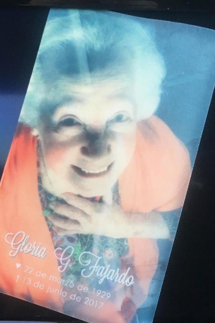 Gloria Estefan escribió el último mensaje de adiós a su mamá
