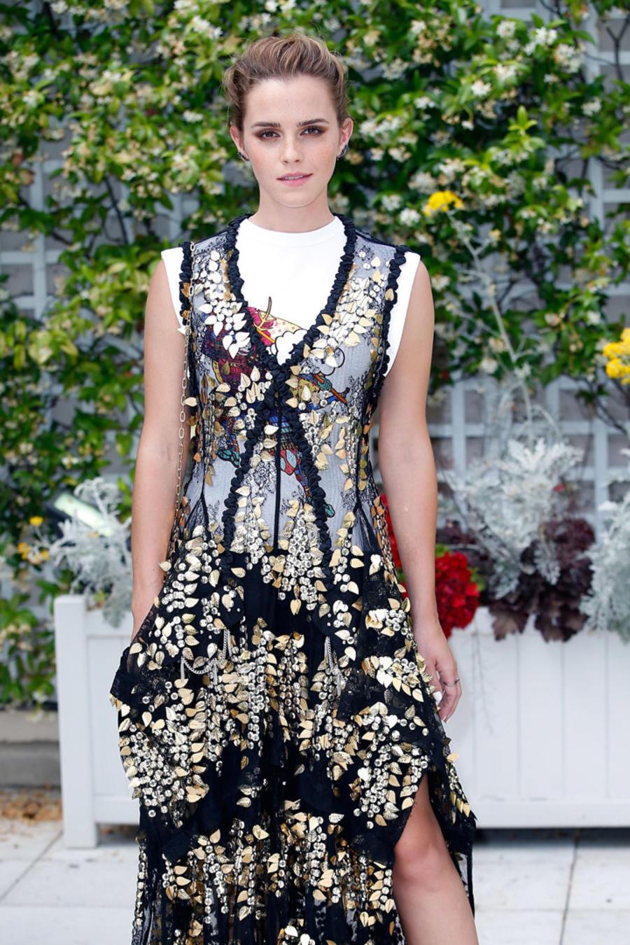 Emma Watson en París