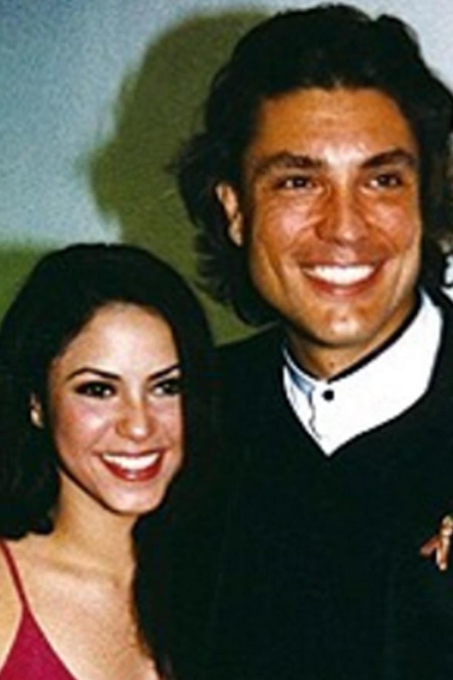 Osvaldo Ríos recordó su noviazgo con Shakira
