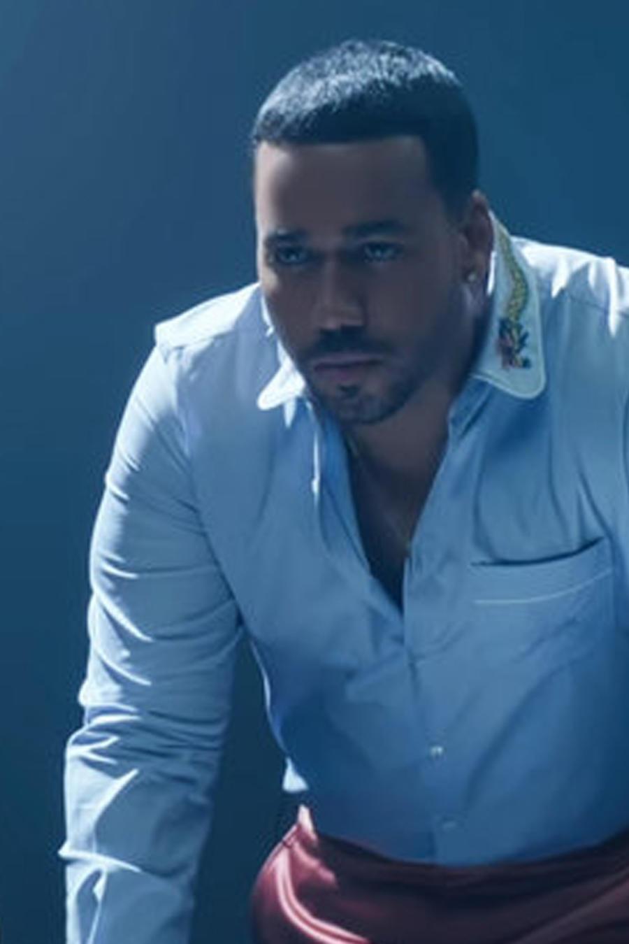 Romeo Santos en su video Imitadora